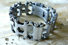 Leatherman Tread multitool | bracelet multifonction acier inox NO RESERVE
