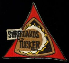 Tucker Surfboards Surf Surfing Patch S-3