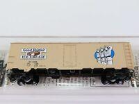 N Scale MTL Micro -Trains 59570 GH Good Humor Ice Cream 40' Reefer #6002 RTR