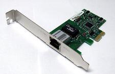 Gigabit Ethernet LAN PCI Express PCI-e PCIE Network Controller Card 10/100/1000