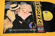 MADONNA LP MUSIC BY DICK TRACY ORIG ITALY 1990 NM ! MAI SUONATO AUDIOFILI !!