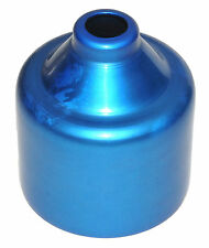 Classic Mini - BLUE - HS4 Dashpot Cover Fits HS4 type carb Morris, Austin