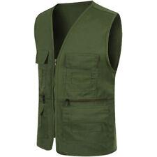 New Mens Suit Vest Formal Business Slim Wedding Tuxedo Waistcoat Jacket Coat Top