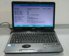 "ACER ASPIRE 5332 INTEL CELERON T3100 1.90GHz 3GB RAM SPARES OR REPAIR 15.6"""