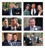 Midsomer Murders Tom Barnaby John Nettles POSTCARD Set