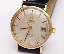 c.1970 vintage OMEGA SEAMASTER DE VILLE Automatic Mens Wristwatch
