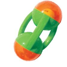 KONG Jumbler Tri for Dog Toy - M to XL NEW favorite toy Interior tennis ball