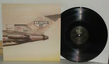 BEASTIE BOYS Licensed To Ill LP Vinyl Holland Fight For Your Right PLAYS WELL