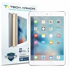 Tech Armor HD Clear Screen Protector [3-Pack] for Apple iPad Mini 4