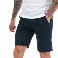 Men's Timberland Squam Lake Stretch Zip Fly Straight Fit Chino Shorts in Blue