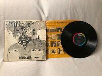 1966 Beatles Revolver LP Capitol Records T 2576 VG+/VG+ Mono Shrink Los Angeles