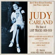 Judy Garland - The Best Of Lost Tracks 1929-1959 (NEW CD)