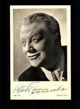 Otto Wernicke Ross Autogrammkarte Original Signiert # BC 70731