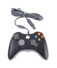 Nouveau Wired Xbox 360 Contrôleur Usb Game Pad pour PC portable UK 10 CONTOLLERS