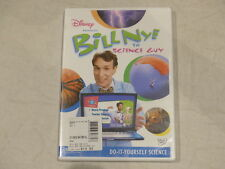 BILL NYE THE SCIENCE GUY: DO-IT-YOURSELF SCIENCE DVD NEW / SEALED