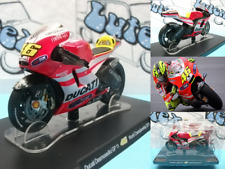 Motorbike mota moto  Ducati Desmosedici GP11 Valentino Rossi  Leo/Altaya 1/18