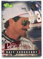1995 Finish Line Printer's Proof 111 Dale Earnhardt /398