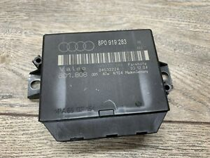 Audi A3 8P 04-08 PDC Parking Aid Control Unit 8P0919283