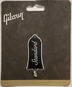 Gibson Les Paul Standard Truss Rod Cover 2-Ply w/Screws  Free Shipping Genuine