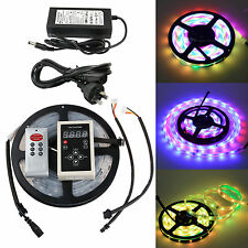5M Magic Dream Multi-Color 6803 IC 5050 SMD RGB 150 LED Strip Fairy Light IP67
