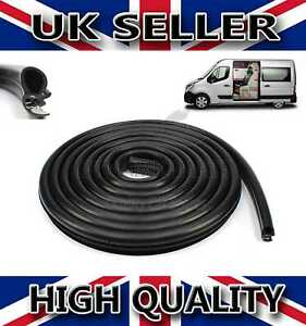SIDE SLIDING DOOR WEATHERSTRIP RUBBER SEAL FOR RENAULT MASTER VAUXHALL MOVANO