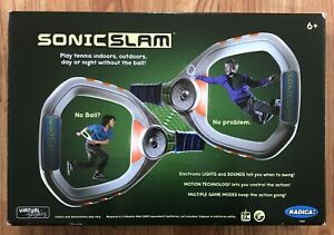RADICA SONIC SLAM MATTEL  VIRTUAL SPORTS COMPLETE WORKS