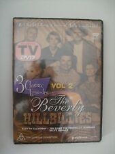 THE BEVERLY HILLBILLIES Comedy TV Show Vol. 2 DVD - 3 Classic Episodes - NEW