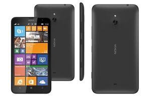 Nokia Lumia 1320 IN Noir Portable Mannequin Attrappe - Accessoires, Déco,