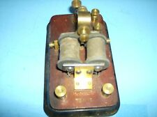 SIGNAL ELECTRIC MFG CO TELEGRAPH RELAY 75 OHMS MORSE CODE