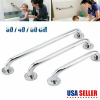 US Stainless Steel Safety Bathroom Shower Handgrip Grab Bar Handle Rail Support