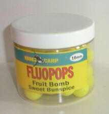 Big Carp Fluopop  Fruit Bomb/Sweet Bunspice 16mm