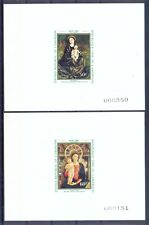 Cameroon 1981 Christmas Deluxe Proofs. VF and Rare