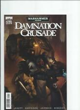 Boom! Comics Warhammer 40k Damnation Crusade 1 B NM-/M 2006