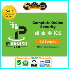 IPVanish VPN Premium ✔️LIFETIME SUBSCRIPTION ✔️Warranty ✔️Fast Delivery