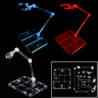 Action Base Suitable Display Stand For 1/144 HG/RG Gundam Figure Model 3 colors