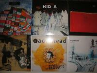 Radiohead: Vinyl Collection Sammlung 6 Alben 10 LP, neu, new