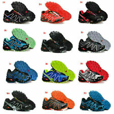 Men Salomon SpeedCross 3 CS running shoes outdoor off-road Athletic sports Shoes
