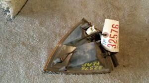 PASSENGER RIGHT PARK LAMP Fits 1995-97 METRO  21591