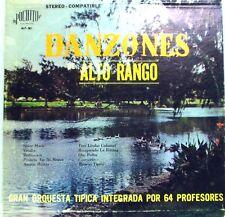 Orquesta Tipica Nacional  Danzones de Alto Rango   LP