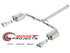 Borla S-Type Cat-Back Exhaust Systems 140464