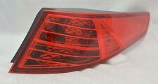 Tyc 11-6409-90 Tail Light Lamp Rear Right Passenger Side Halogen Usa Built