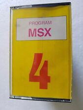 Msx SUPER msx n.4