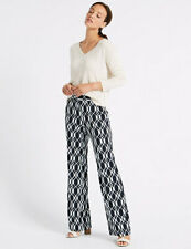 BNWOT M&S COLLECTION PATTERN TROUSERS