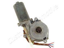 88-89 HONDA PRELUDE LH POWER WINDOW MOTOR driver left electric HARNESS CUT