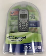 NEW 2004 Nokia 1221 Tracfone Prepaid Wireless Digital Cell Phone Blue SEALED