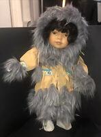 """Native American """"Eskimo"""" doll"""