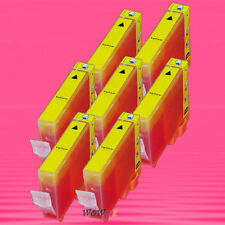 7P BCI-3e Y INK CARTRIDGE FOR CANON C7550 MP760 S630