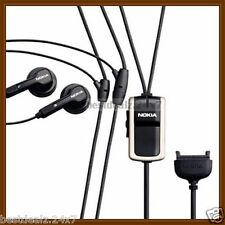 New OEM Genuine HS-23 HS23 Stereo Handsfree Headset for Nokia Mobile Handset's