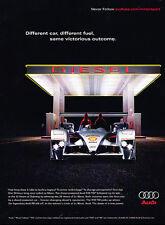 2006 Audi R10 TDI Race Car - Classic Vintage Advertisement Ad A15-B