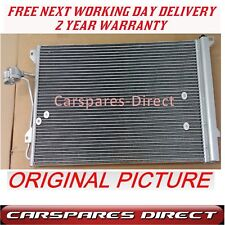 VW TOUAREG ALL MODELS 02>ON AIR CON CONDENSER 2YR WRNTY